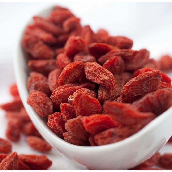 ягоды годжи или барбарис как приготовить коктейль