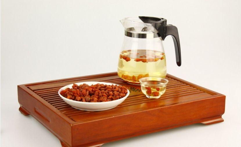 Несколько вариантов заваривания чая с ягодами годжи