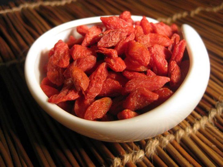 Как пить ягоды годжи для похудения?