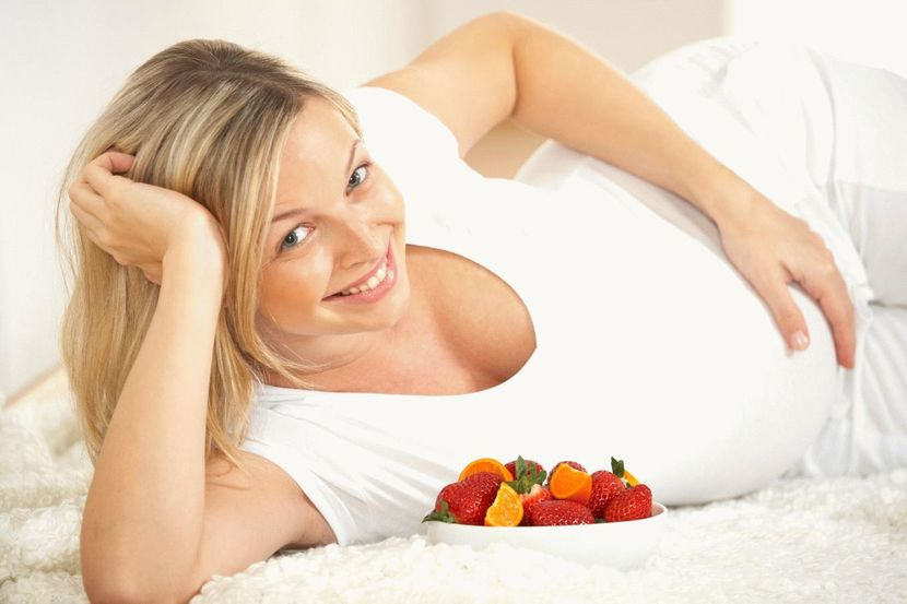 Питание на третьем триместре беременности