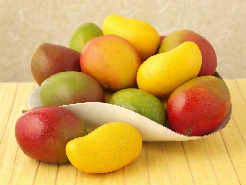 Полезные свойства манго для кожи лица