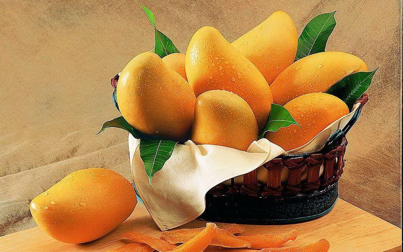 Подборка самых эффективных масок из манго для лица
