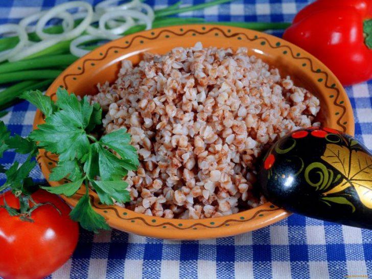 популярная гречневая диета