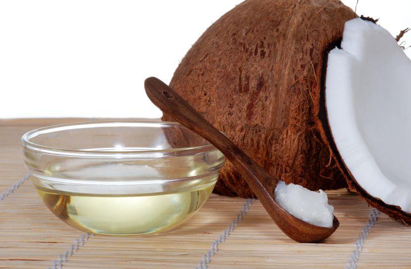 Натуральное масло кокоса для лица