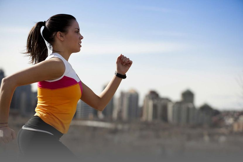 план интервального бега для похудения на 10 недель