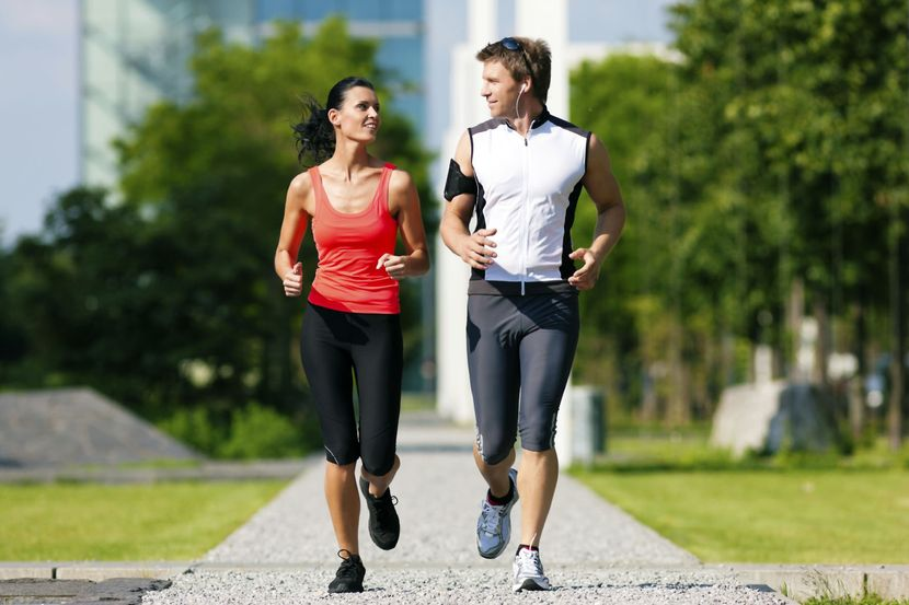 Когда полезно бегать для похудения?