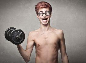Как быстро набрать вес мужчине