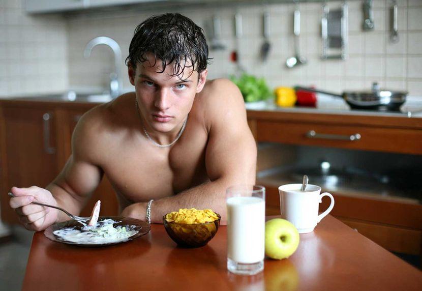 Как питаться чтобы набрать вес мужчине