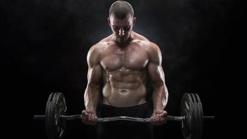 Как набрать вес мужчине, занимаясь в тренажерном зале