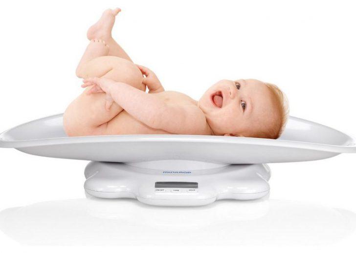 Сколько веса набирает новорождённый