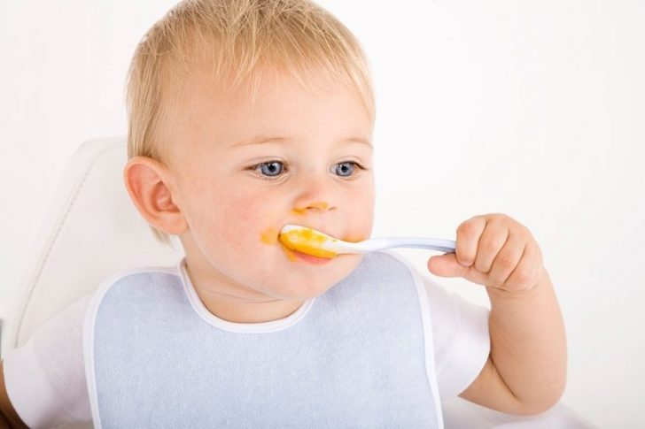Ребёнок сильно набирает вес