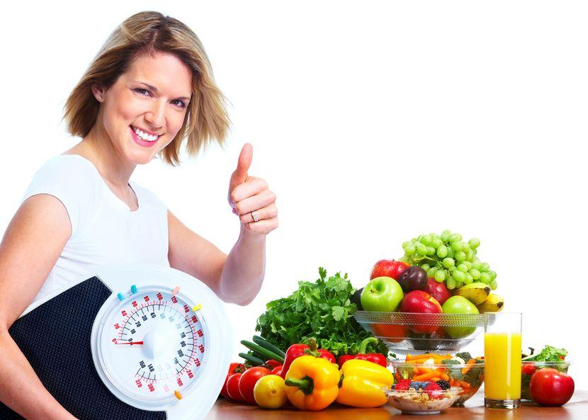 Как можно похудеть за неделю с овощами