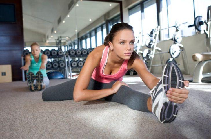 Как похудеть без диет с физической нагрузкой
