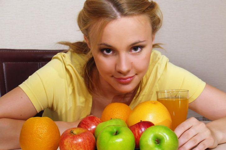 Быстрая диета для подростков