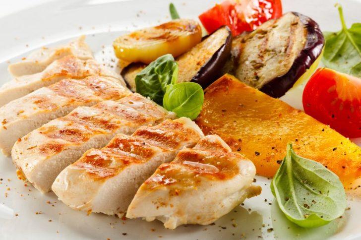 Диетический обед для похудения