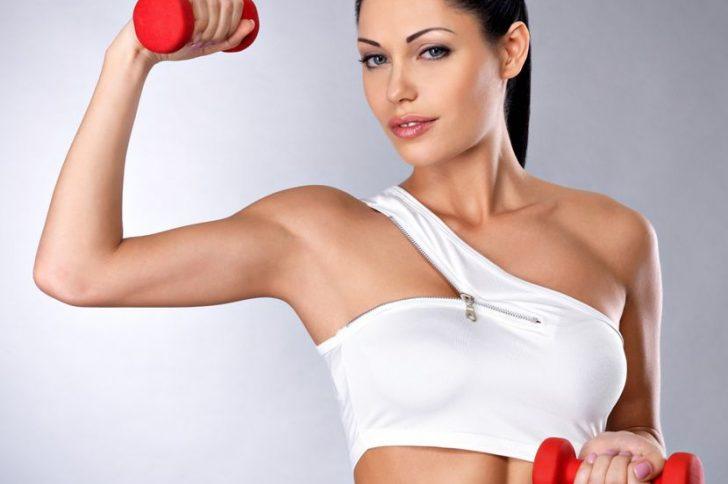 Фитнес тренировки для похудения в домашних условиях