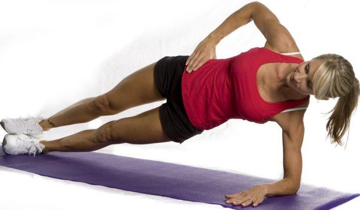 Эффективные упражнения для похудения боков дома