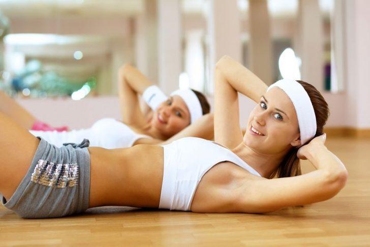 Упражнения для тонкой талии, осиная талия в домашних условиях