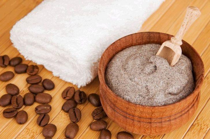 Несколько рецептов маски для волос с кофе