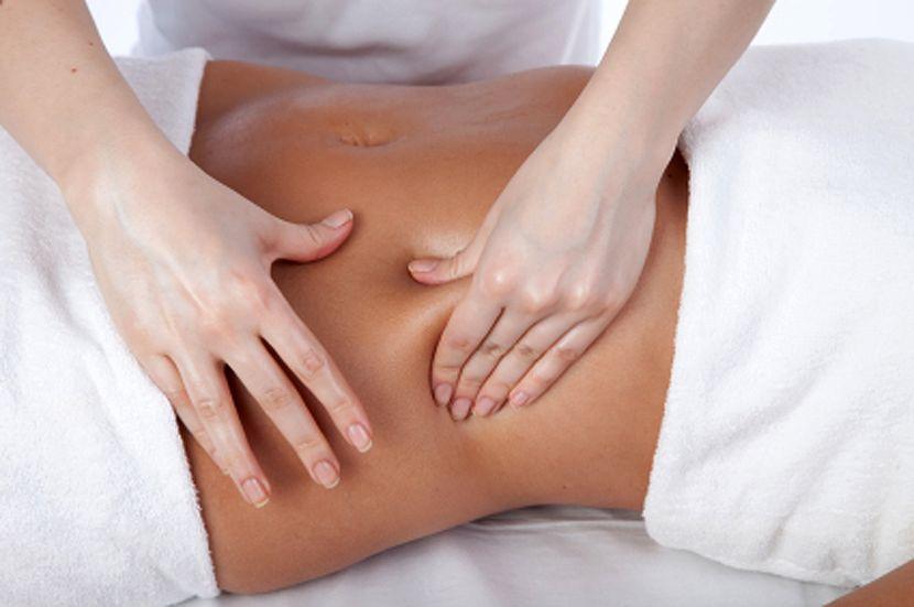 специальные обертывания и массаж