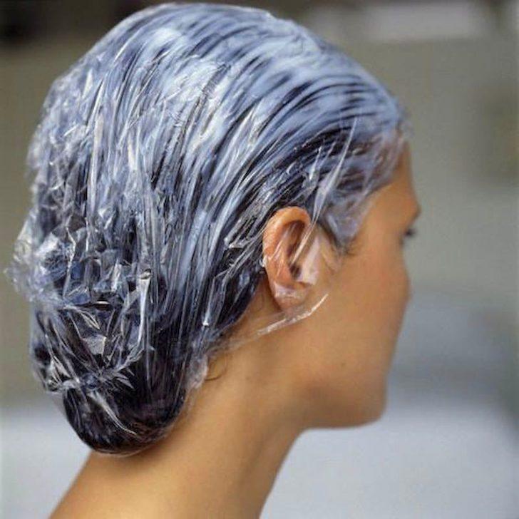 Маска из хны и горчицы для волос