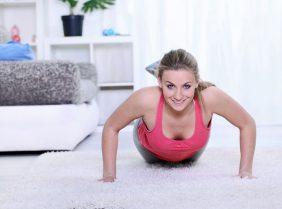 Упражнения для грудных мышц: упругость и объём