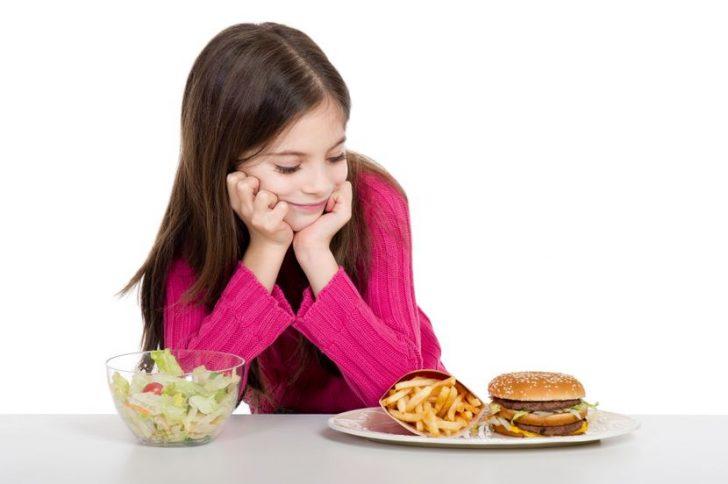как похудеть ребенку 11 лет девочке
