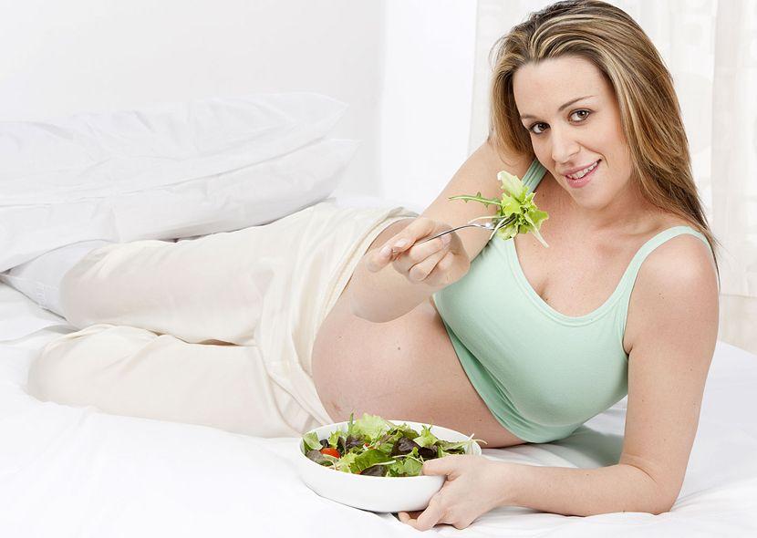 как похудеть беременной на поздних сроках