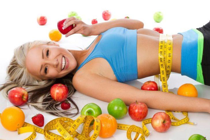 Как похудеть на 8 кг?