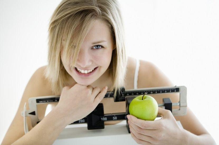 как быстро похудеть за месяц без диет