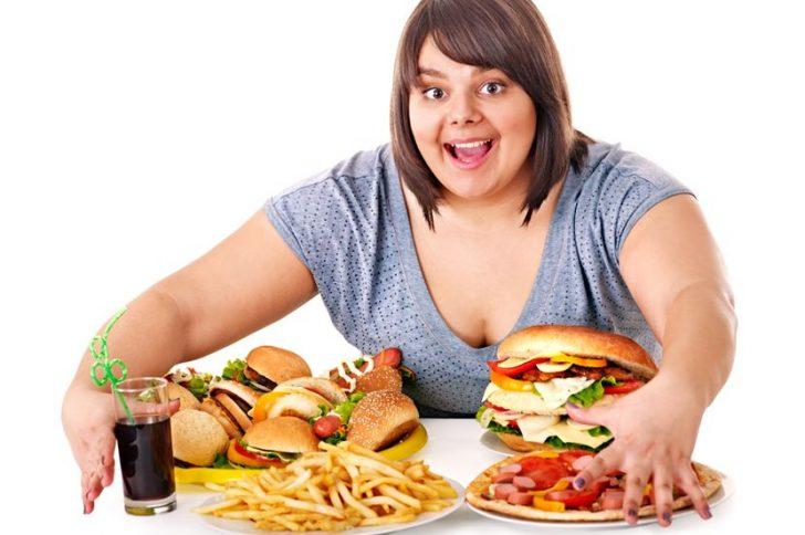 Как перестать много есть?