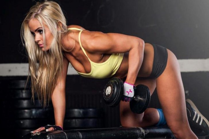 Как убрать жир с мышц?