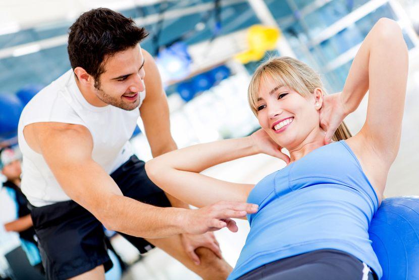 Эффективные упражнения для уменьшения жира внизу живота