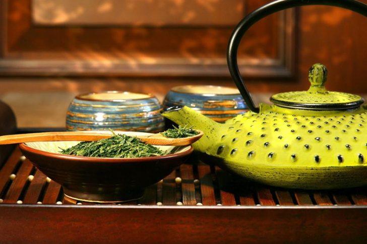 Диета на зеленом чае — секрет стройной фигуры