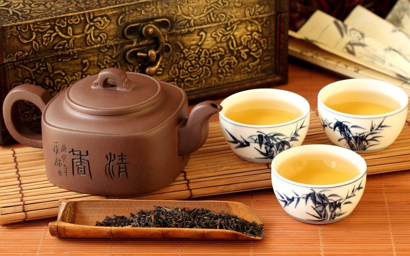 Особенности диеты на зеленом чае