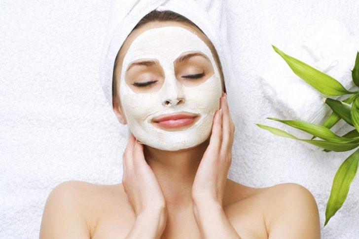 Отбеливающие маски для лица: отбеливание лица на дому