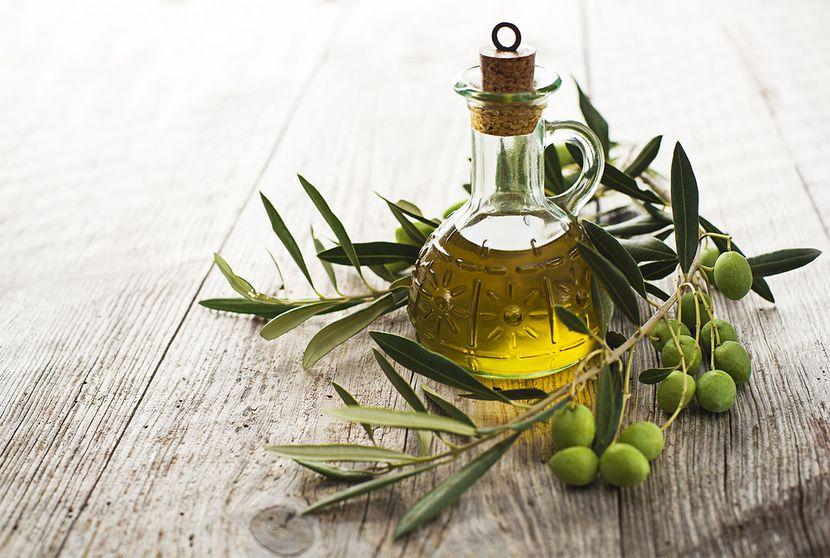 Маски против морщин на основе оливкового масла