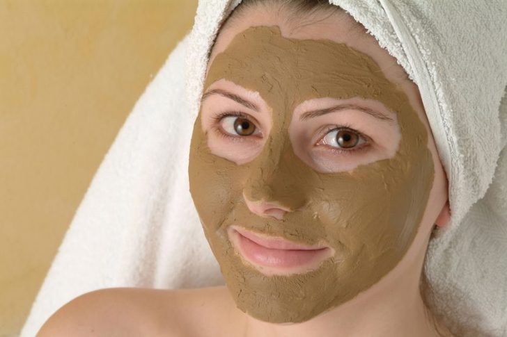 полезна л маска для лица из сметани домашная