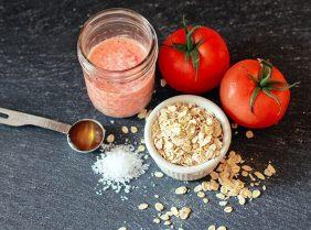 Маска из помидора для лица: секреты здоровья и красоты вашей кожи