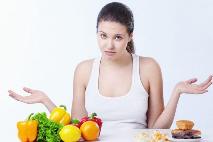 Какие продукты исключить чтобы похудеть?