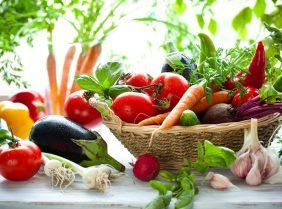 Как похудеть на овощах