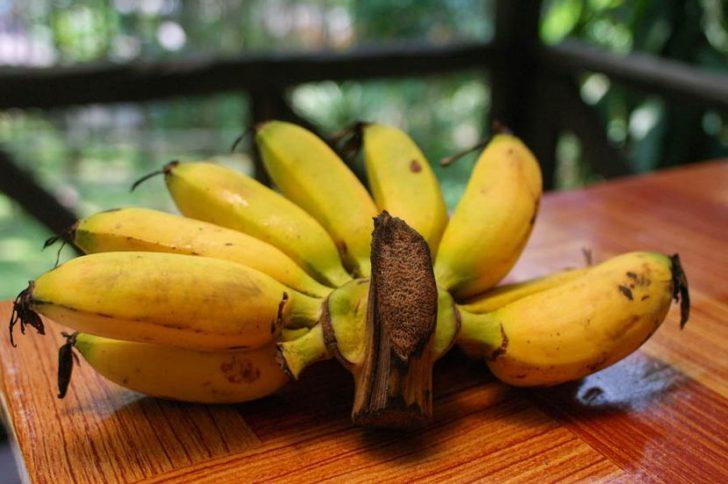 Полнеют ли от бананов?