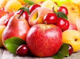 От каких фруктов поправляются?