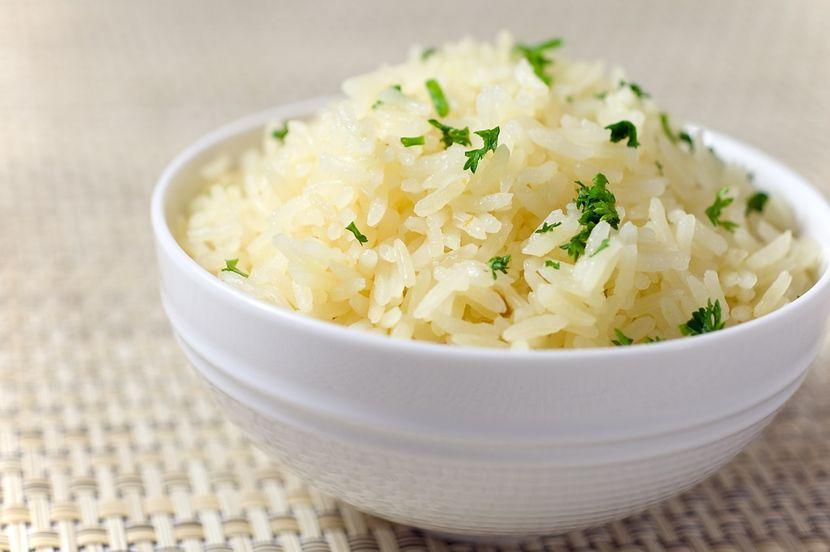 Рис как диетический продукт!