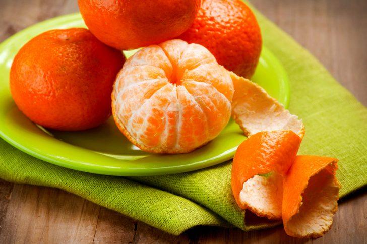 От мандаринов поправляются: правда или ложь?