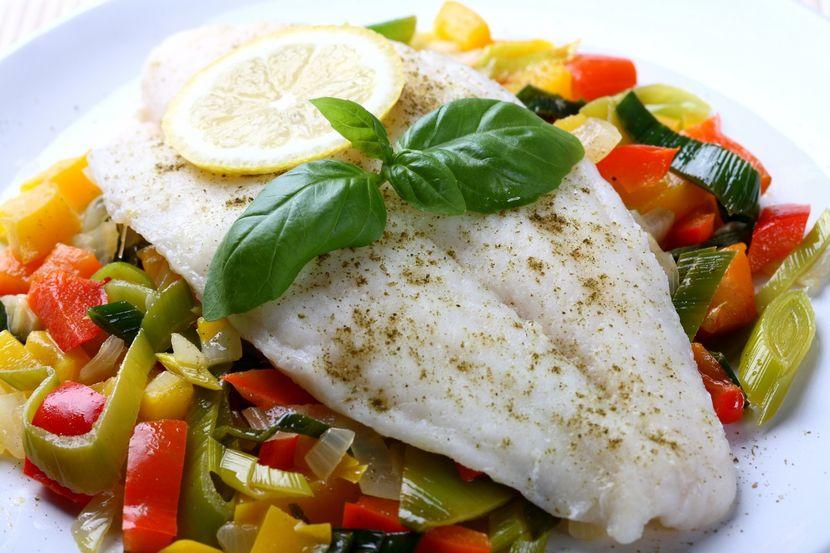 Рыбная диета на 7 дней