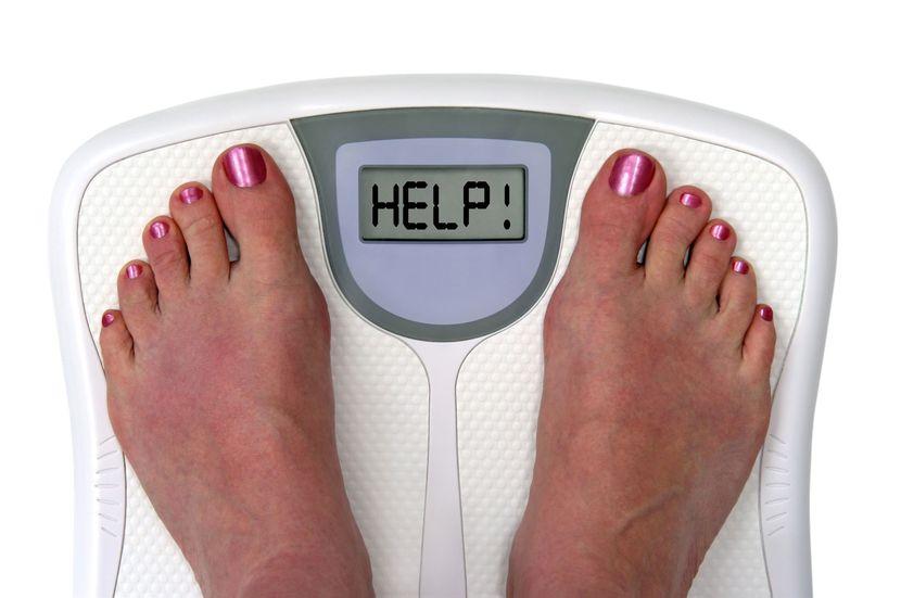 низкокалорийное питание для похудения