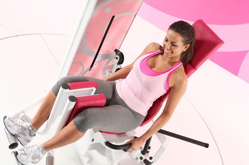 Похудение в ляжках: упражнения