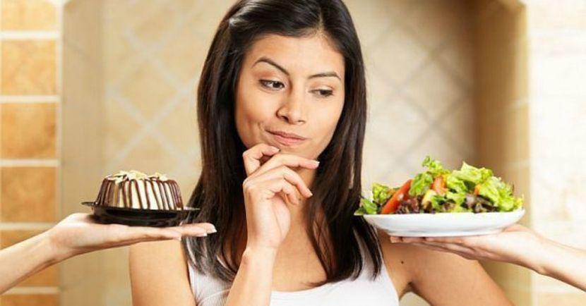 Популярные ошибки в похудении