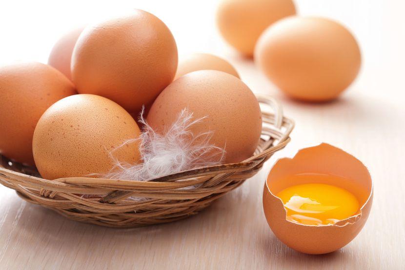 Яйца и печень